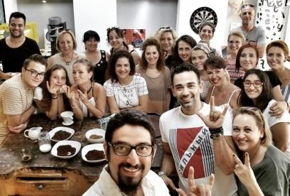 Atölyemiz Canımız 'Mutfak' Atölyesinde 'Kahve Yapım' Etkinliği Düzenlendi